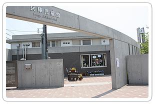兵庫児童館外観