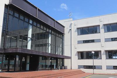 尾西スポーツセンターの画像