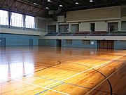 [尾西スポーツセンター施設画像]1F競技場(アリーナ)