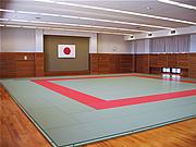 [尾西スポーツセンター施設画像]柔道場
