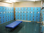 [尾西スポーツセンター施設画像]1F男子更衣室
