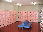 [尾西スポーツセンター施設画像]1F女子更衣室