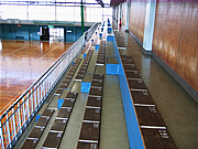 [産業体育館施設画像]3F観客席