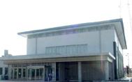 上納池スポーツ公園内体育館