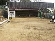 [城山体育施設画像]弓道場