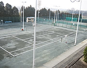 [城山体育施設画像]テニスコート