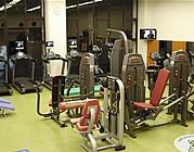 [尾張旭市総合体育館施設画像]トレーニング室