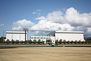 瀬戸市市民公園体育館